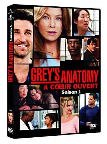 Grey's Anatomy : L'intégrale saison 1 - Coffret 2 DVD