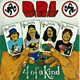 "4 of a Kindvon ""D.R.I."""