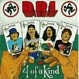 """4 of a Kindvon """"D.R.I."""""""