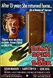 echange, troc Don't Open the Door [Import USA Zone 1]