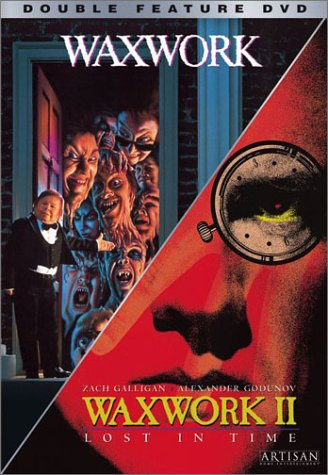 Waxwork / Waxwork II: Lost in Time (Double Feature) (Waxwork Ii compare prices)