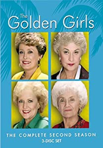 The Golden Girls - The Complete Second Season by Buena Vista Home Entertainment