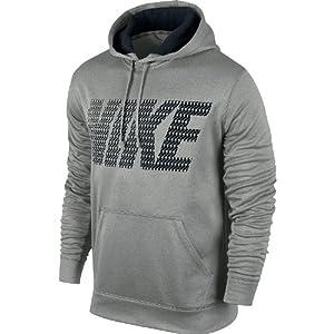 Nike KO Block Performance Fleece Hoodie - Men medium by Nike