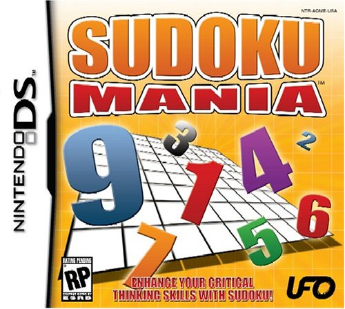Sudoku Mania - Nintendo DS - 1