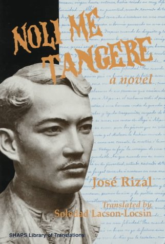 Rizal: Noli Me Tangere Cloth (Shaps Library of Translations)