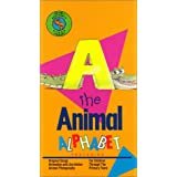 Animal Alphabet [VHS] ~ Animal Alphabet