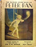 img - for The Picture Story Book of Peter Pan book / textbook / text book