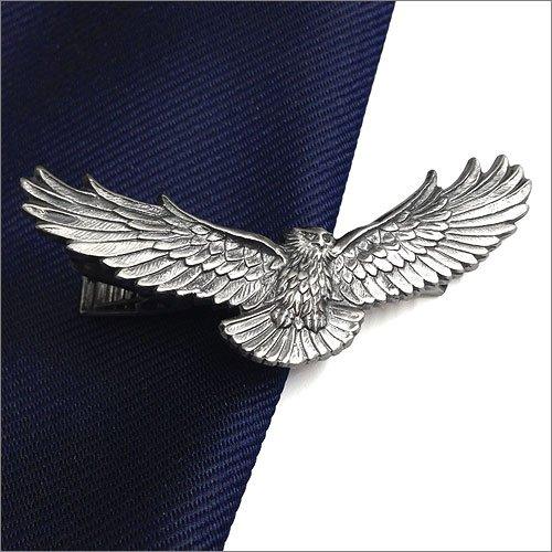 ISHOKUYA(衣飾屋) 鳥シリーズ ユニーク タイピン タイ止め タイバー ハヤブサ