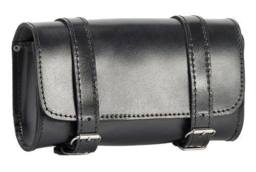Decade Motorsport Street Handlebar Bag (Black)