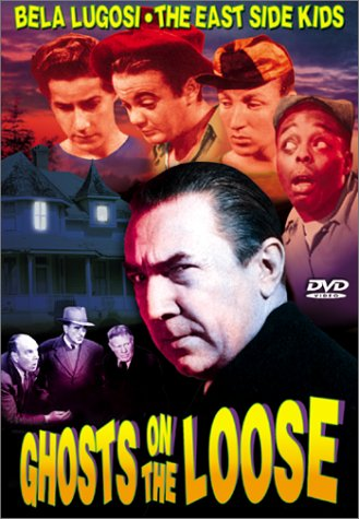 East Side Kids - Ghosts On The Loose (DVD-R) (1943) (All Regions) (NTSC) (US Import) [1941] [Region 1]