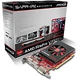 Sapphire AMD Firepro V4900 Grafikkarte (PCI-e, 1GB, GDDR5 Speicher, DVI, 1 GPU)