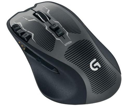 LOGICOOL充電式ゲーミングマウス G700s