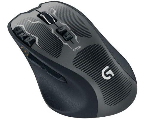 LOGICOOL【FINAL FANTASY XIV: 新生エオルゼア WINDOWS版 推奨】 充電式ゲーミングマウス G700s