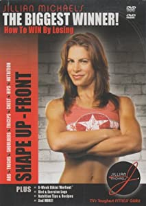 The Biggest Winner - How to Win by Losing: Jillian Michael's Shape Up-Front