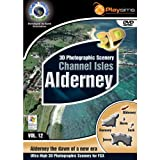 Playsims Publishing Channel Islands Alderney 3D Photographic Scenery Volume 12 for FSX
