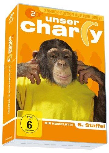 Unser Charly - Die komplette Staffel 6 [4 DVDs]