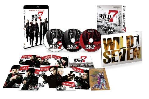 ワイルド7 Blu-ray & DVDセット プレミアム・エディション(初回限定生産)
