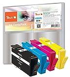 Peach 4er-Pack - Schwarz, Gelb, Cyan, Magenta, PI300-370