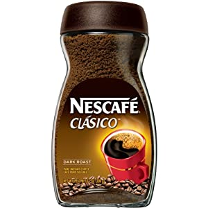Nescafe Clasico Instant Coffee, 7 Ounce Jar