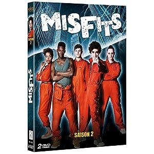 Misfits - Saison 2