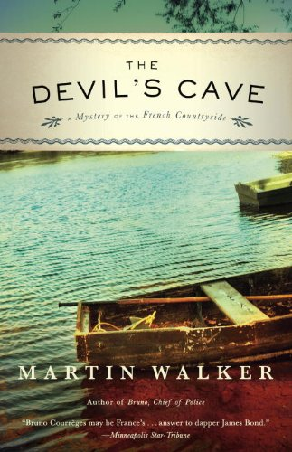 The Devil's Cave: A Mystery of the French Countryside (Side By Side French compare prices)