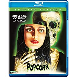 Popcorn (Special Edition) [Blu-ray]