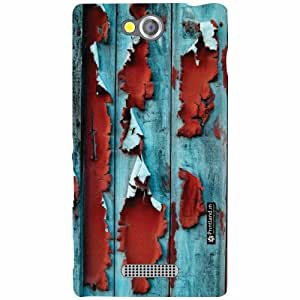 Sony Xperia C Back Cover - Wood Art Designer Cases