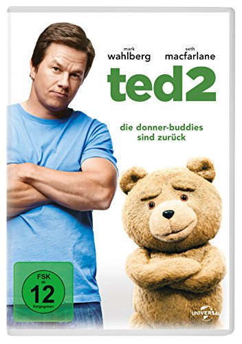 Ted 2 [2 DVDs]