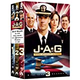 JAG (Judge Advocate General) - The Complete Seasons 1-3 ~ David James Elliott