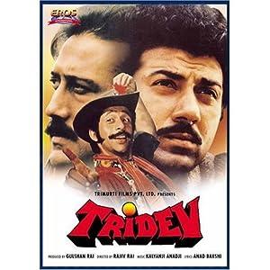 Amazon.com: Tridev: Naseeruddin shah, Sunny deol, Jackie shroff ...