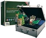 511XoBL2gwL. SL160  All in One Starter Kit, Poker Zubehör