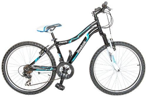 reebok fahrrad mountainbike fantom 18 gang schwarz blau. Black Bedroom Furniture Sets. Home Design Ideas