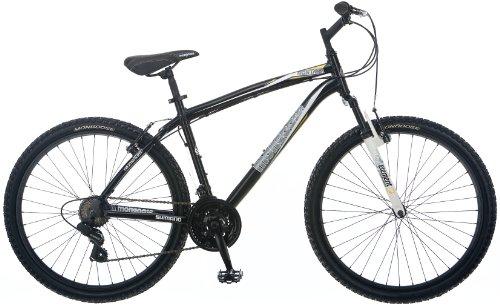 Mongoose Men's Montana Bicycle (Black)