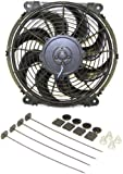 511XpeEN7qL. SL160  Hayden Automotive 3680 Rapid Cool Thin Line Electric Fan