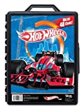 Hot Wheels Molded 48 Car Case - Colors and Styl