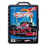 Hot Wheels Molded 48 Car Case - Colors and Styles May Vary ~ Tara Toys