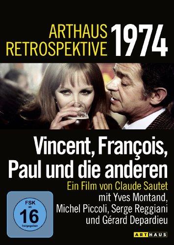 Arthaus Retrospektive 1974 - Vincent, Francois, Paul und die anderen