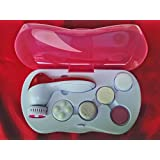All In One 6 In 1 Face Massager / Facial Massager / Beauty Massager / Face Scrubber By Stvin