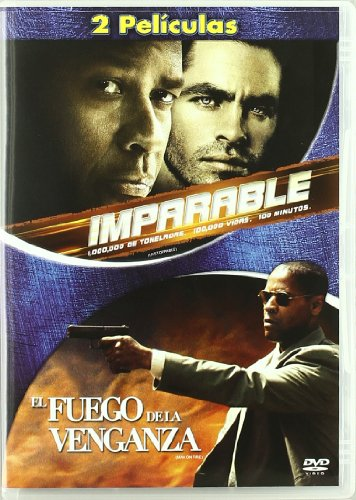 Imparable + El fuego de la venganza [DVD]