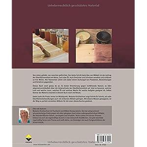 Oberflächen behandeln: Grundwissen, Materialien, Techniken (HolzWerken)