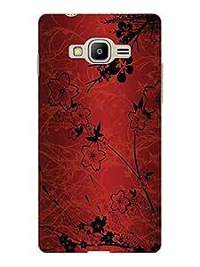 TREECASE Designer Printed Soft Silicone Back Case Cover For Samsung Tizen Z2