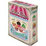 Fairy Cakes Cup Cakes Blechdose