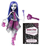 Monster High Spectra Vondergeist Doll With Pet Ferret And Rhuen