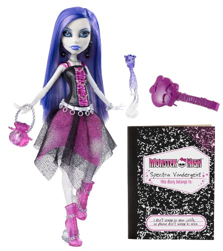 Monster High Spectra Von Hauntington Doll