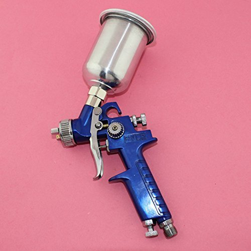 abestair new 1 0 mm alimentation par gravit hvlp pistolet peinture peinture automatique 150 cc. Black Bedroom Furniture Sets. Home Design Ideas