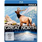 "Seen on IMAX: Great North - Life on the Limit [Blu-ray]von ""Martin J. Dignard"""