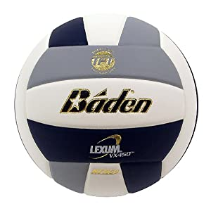 Click here to buy Baden Lexum Comp Official Advanced Microfiber Composite Game Volleyball by Baden.