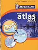 echange, troc  - Michelin 2008 Road Atlas: Us- Canada- Mexico