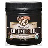 Barleans Organic Virgin Coconut Oil, 16-Ounce Jar