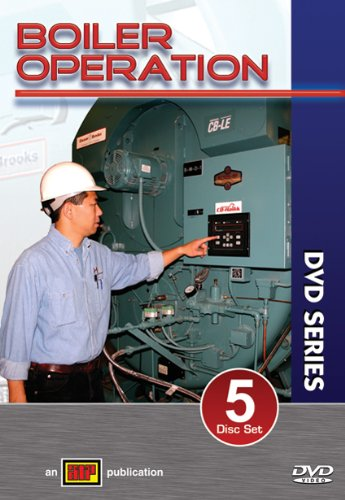 Boiler Operation DVD Series - Amer Technical Pub - 0826945384 - ISBN:0826945384